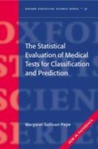 [해외]The Statistical Evaluation of Medical Tests for Classification and Prediction