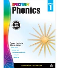 Spectrum Phonics Grade. 1