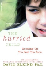 [해외]The Hurried Child, 25th Anniversary Edition (Anniversary)