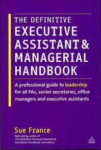 [해외]The Definitive Executive Assistant and Managerial Handbook
