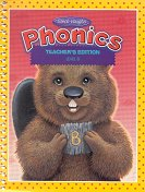Steck Vaughn Phonics(Teacher`s Edition)(Level B)
