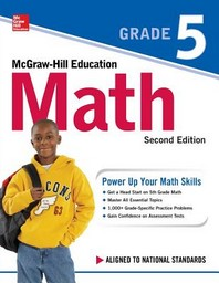 [해외]McGraw-Hill Education Math Grade 5, Second Edition (Paperback)