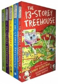 나무집 시리즈 5종 세트 (영국판)