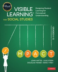 [해외]Visible Learning for Social Studies, Grades K-12