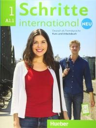 SCHRITTE INTERNATIONAL 1 ALUM EJER CD