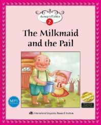 The Milkmaid and the Pail(TAPE1개, Workbook1권포함)(A Series of Aesop's Fables 2)(전2권)