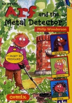 ARF AND THE METAL DETECTOR(CD1장포함)(COMIX 8)(챕터북)