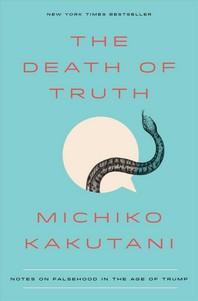 [해외]The Death of Truth (Hardcover)