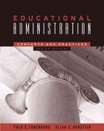 Educational Administration, 4/e