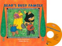 Bear's Busy Family(CD1장포함)(Pictory Set PS 17)