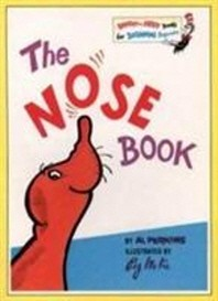 The Nose Book(Bright and Early Books for Beginning Beginners)
