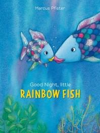 [해외]Good Night, Little Rainbow Fish (Hardcover)