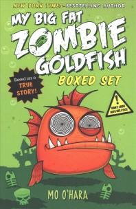 [해외]My Big Fat Zombie Goldfish Boxed Set (Boxed Set)