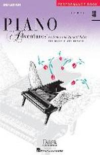 Piano Adventures, Level 3B, Performance Book