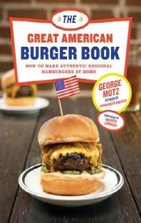 [해외]The Great American Burger Book