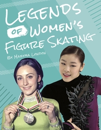 [해외]Legends of Women's Figure Skating (Library Binding)