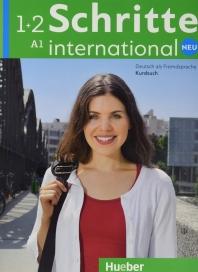 Schritte International Neu - dreibandige Ausgabe: Kursbuch 1 + 2 (A1)