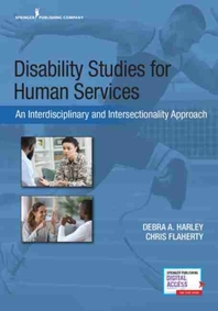 [해외]Disability Studies for Human Services