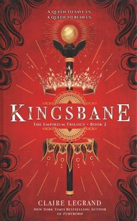 [해외]Kingsbane (Library Binding)