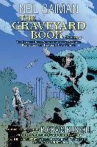 [해외]The Graveyard Book, Volume 2 (Hardcover)