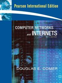 Computer Networks and Internets (Paperback)
