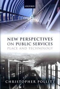 [해외]New Perspectives on Public Services (Hardcover)