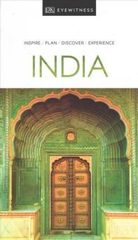 [해외]DK Eyewitness India (Paperback)