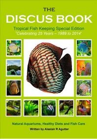 [해외]The Discus Book Tropical Fish Keeping Special Edition