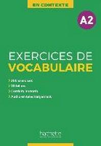 [해외]Exercices de Vocabulaire A2. ?bungsbuch mit Loesungen, Audios als Download und Transkriptionen