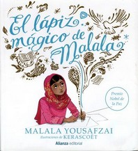 [해외]El Lapiz Magico de Malala = Malala's Magic Pencil (Hardcover)
