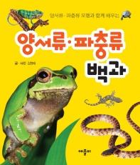 양서류·파충류 백과(모형과 함께 배우는)