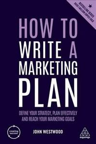 [해외]How to Write a Marketing Plan