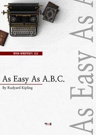 As Easy As A.B.C. (영어로 세계문학읽기 222)