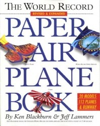 [해외]The World Record Paper Airplane Book
