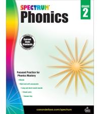 Spectrum Phonics Grade. 2