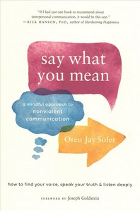 [해외]Say What You Mean (Paperback)