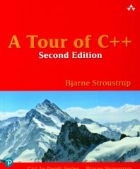 [해외]A Tour of C++ (Paperback)