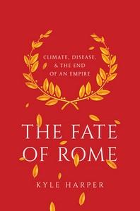 [해외]The Fate of Rome (Hardcover)