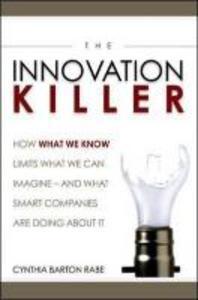 [해외]The Innovation Killer (Hardcover)