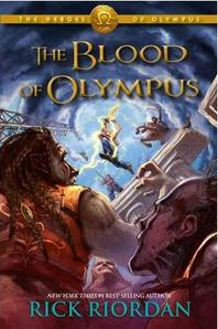 The Blood of Olympus ( Heroes of Olympus #05 )