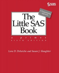 [해외]The Little SAS Book