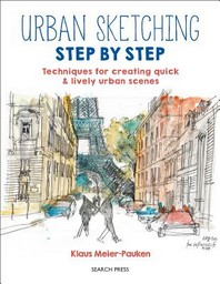 [해외]Urban Sketching Step by Step