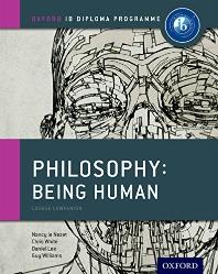 [해외]Ib Philosophy Being Human Course Book
