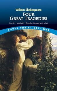 [해외]Four Great Tragedies (Paperback)