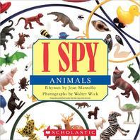 [해외]I Spy Animals