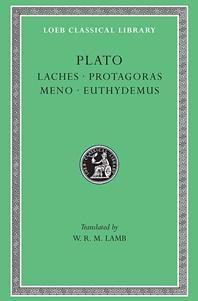 [해외]Laches. Protagoras. Meno. Euthydemus (Hardcover)