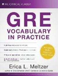 [해외]GRE Vocabulary in Practice