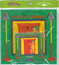 Pictory Set PS-18: Bear at Home(CD1장포함)