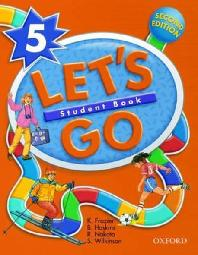 Let's Go. 5: Student Book(2/E)