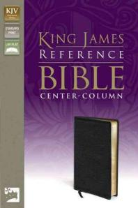 [해외]Reference Bible-KJV-Center Column